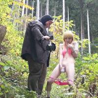 【個撮¥キモ男】サキジマレン【2】ブタとボーイッシュ女の温泉旅行露出記_FC2版