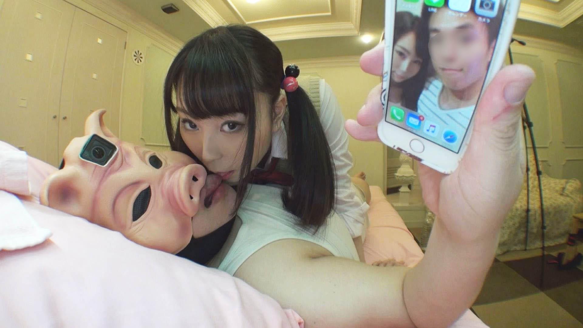 【個撮¥キモ男】カナモリミウ【1】DQN男の彼女が豚にネトラレSEX_FC2版【122分】