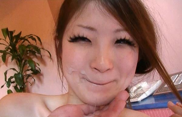 九州素人ナンパ旅第三段_熊本ギャル○なちゃんに顔射②