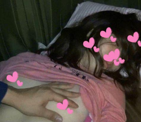 【処女喪失・Fカップ天使】現●JD・なるみちゃん②、、、お泊りに来た日→実行【前編】