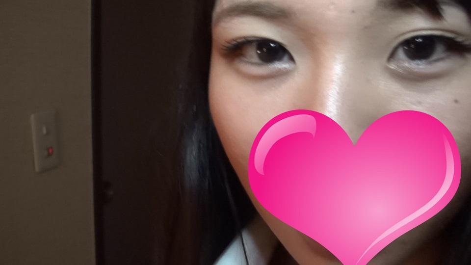 【個人撮影】笑顔の可愛いさきちゃんに、フェラからの口内発射!【妄想動画】