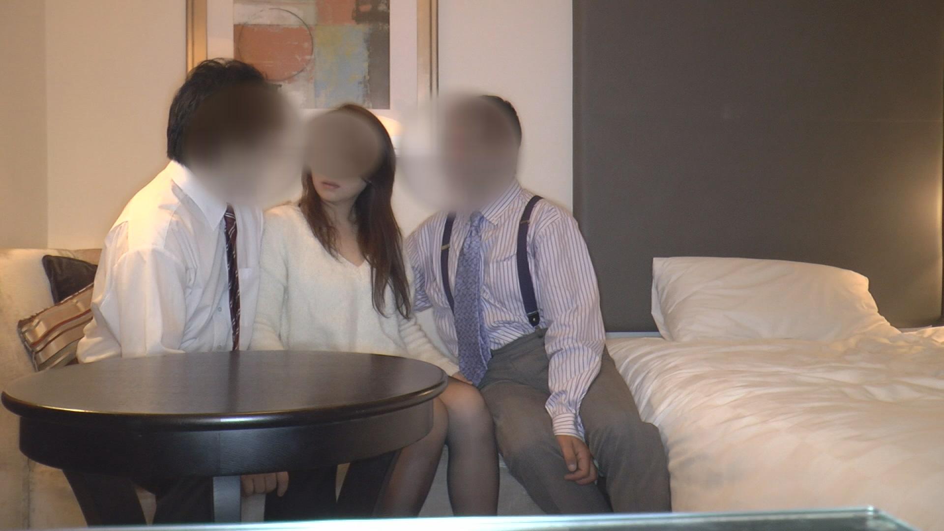 【個人撮影】愛しの妻を会社の上司に寝取らせ、他人棒で絶叫、中出し【投稿作品】