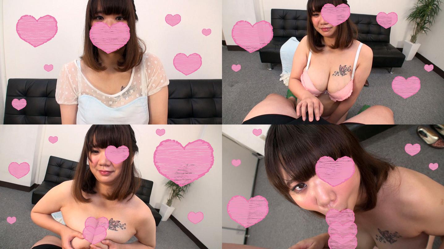 【おしゃぶり】かなちゃん21歳のフェラチオ舌上発射【素人動画】【個人撮影】