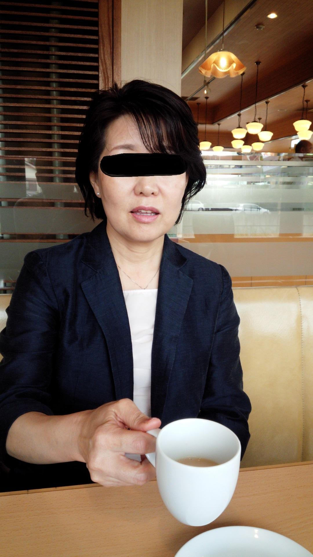 53歳清楚な他人妻。顔出しなので数量限定。