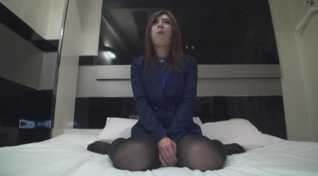 【個人撮影】 アパレル関係の素人ギャルをホテルに連れ込み生ハメ!