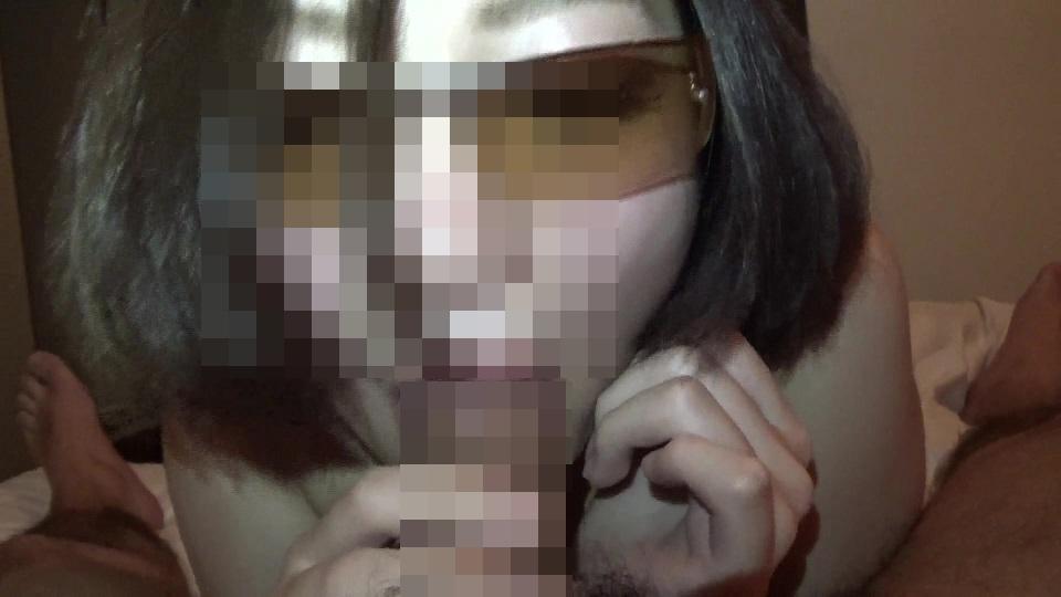 スマホサイズ版 個人撮影 嫁のオナニー 挿入 フェラチオごっくん-3