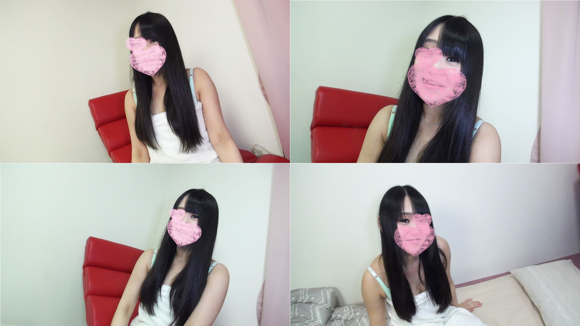 FC2 PPV 417069 Black hair Long 170 cm tall girl's squirting guchogchu pussy creampie! 【selfie】
