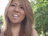ネットの募集で来た名古屋のホン物素人ギャル マリンちゃん 初体験は土俵の上!!