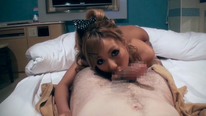 【素人動画】20代黒ギャル美女 電マ絶叫イキ フェラ抜き【個人撮影】